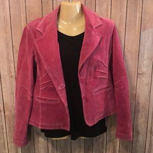 Vintage Wilson's leather jacket!